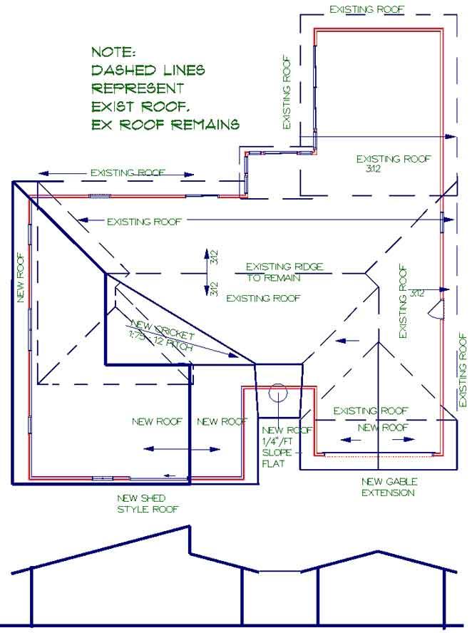 Roof Flashing Details   Comp To Built Up Sc 1 St Foundation | Welcome Sc 1  St Memphite.com
