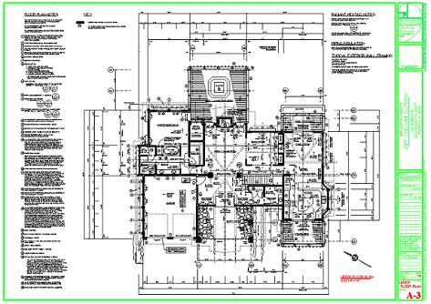 Floor plan title block 28 images title block how to for How to read foundation blueprints